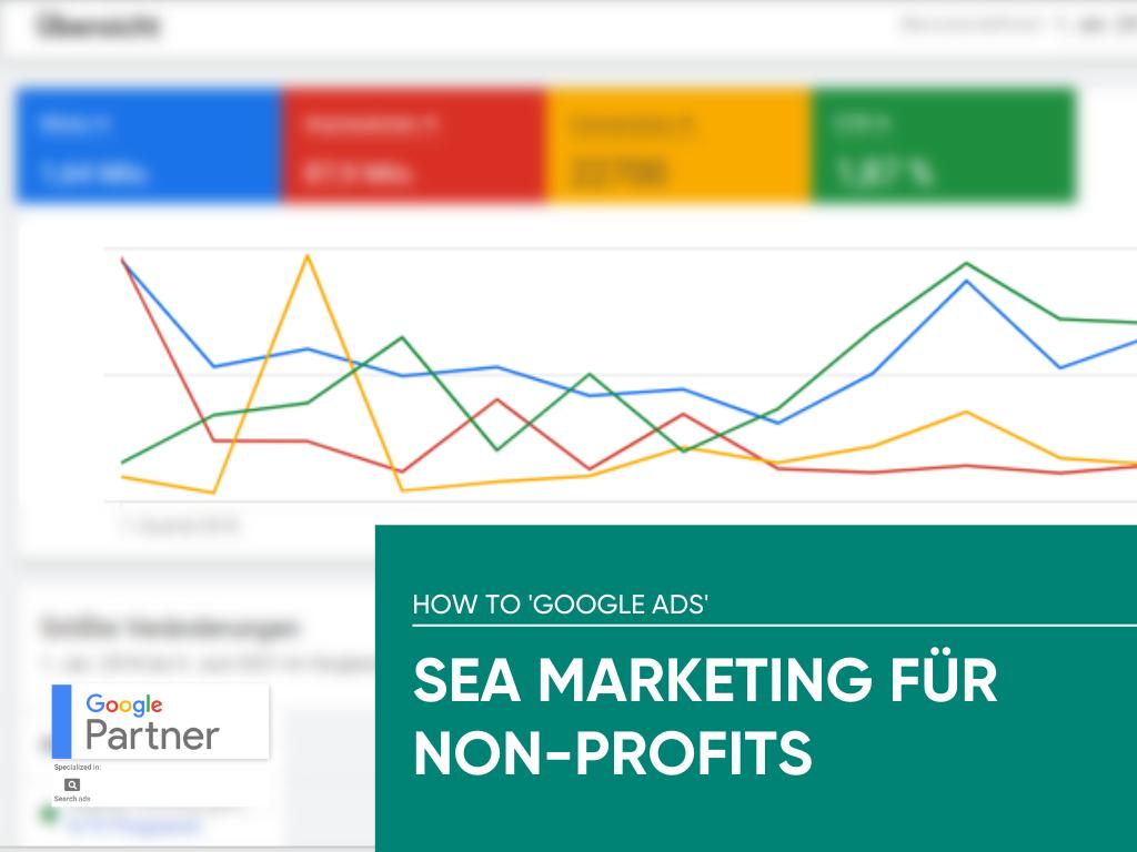 Mehr interessierte Website-Besucher mit Google Grants